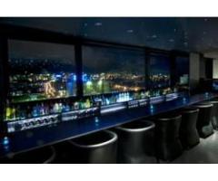 ロワジールホテル函館 夜景バーエステラード
