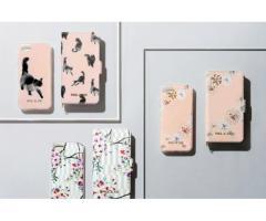 「PAUL & JOE」のiPhone7用スマホケース発売! ふわふわ可愛い「水墨画ネコ」など3つの人気デザインで展開